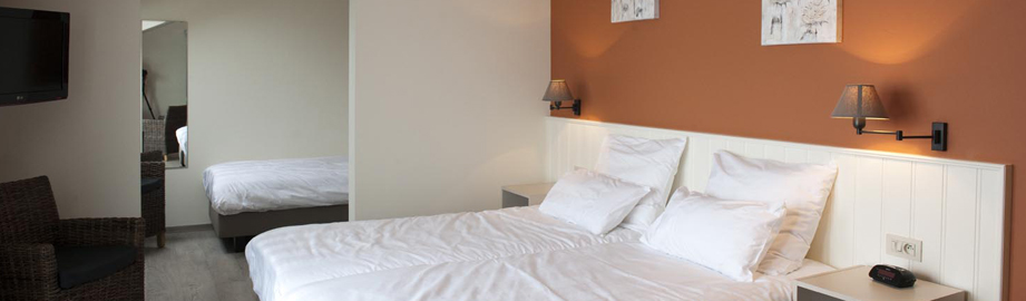 Bed en breakfast, gastenverblijf, rozenkwekerij